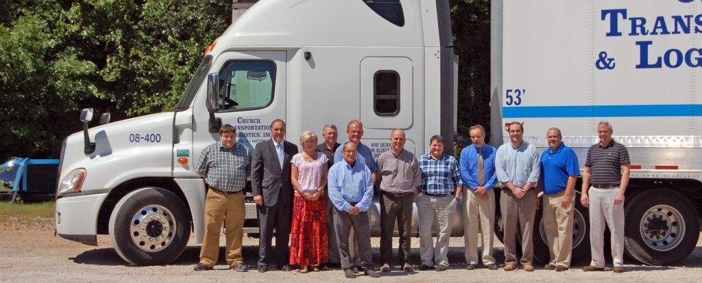 Church Transportation & Logistics Inc  - Business View Magazine
