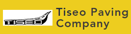 Tiseo Paving Co logo