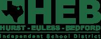 Hurst Euless Bedford logo