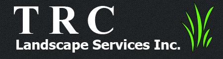 TRC Landscape Services Inc. Logo.