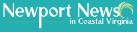 Newport News in Coastal Virginia logo.