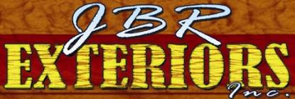 JBR Exteriors Inc. Logo.