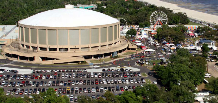 Mississippi Coast Coliseum