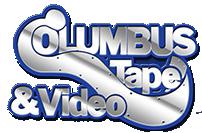 Columbus Tape & Video logo.