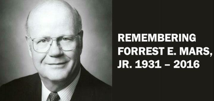 Forrest E. Mars, Jr.