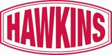 Hawkins logo.