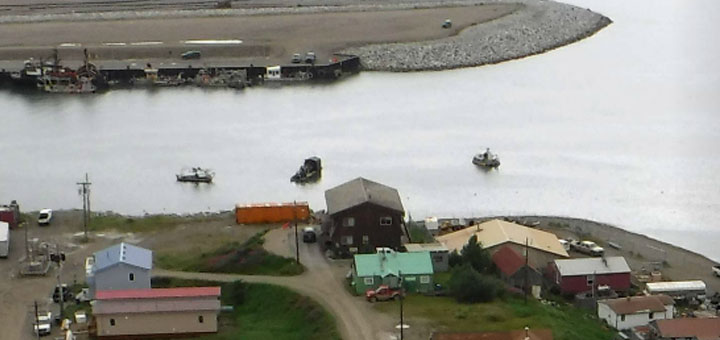 Port of Nome,