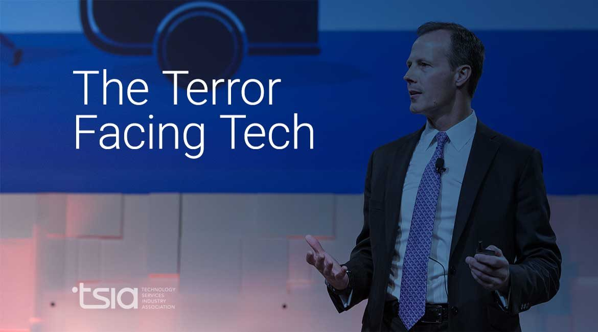 The Terror Facing Tech