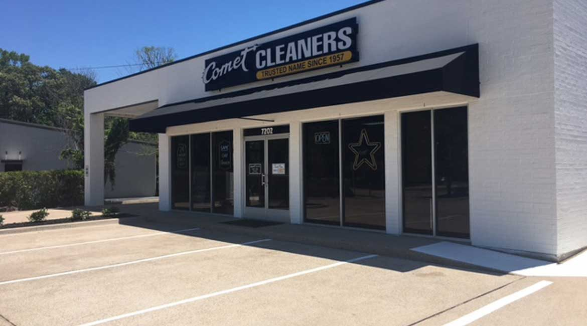 Comet Cleaners - Keeping it Clean