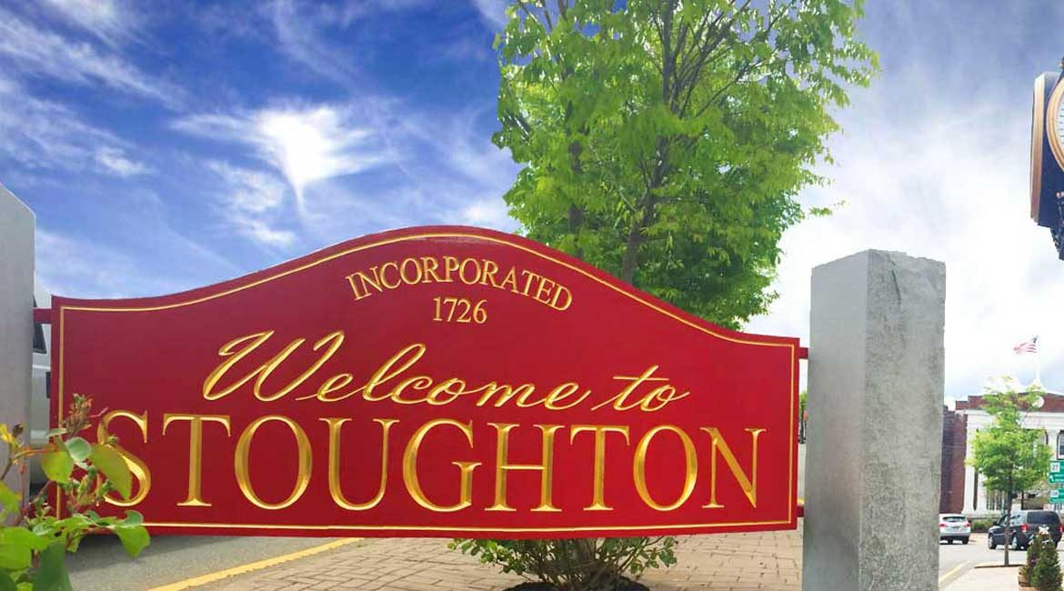 Stoughton Massachusetts - Realizing the Master Plan