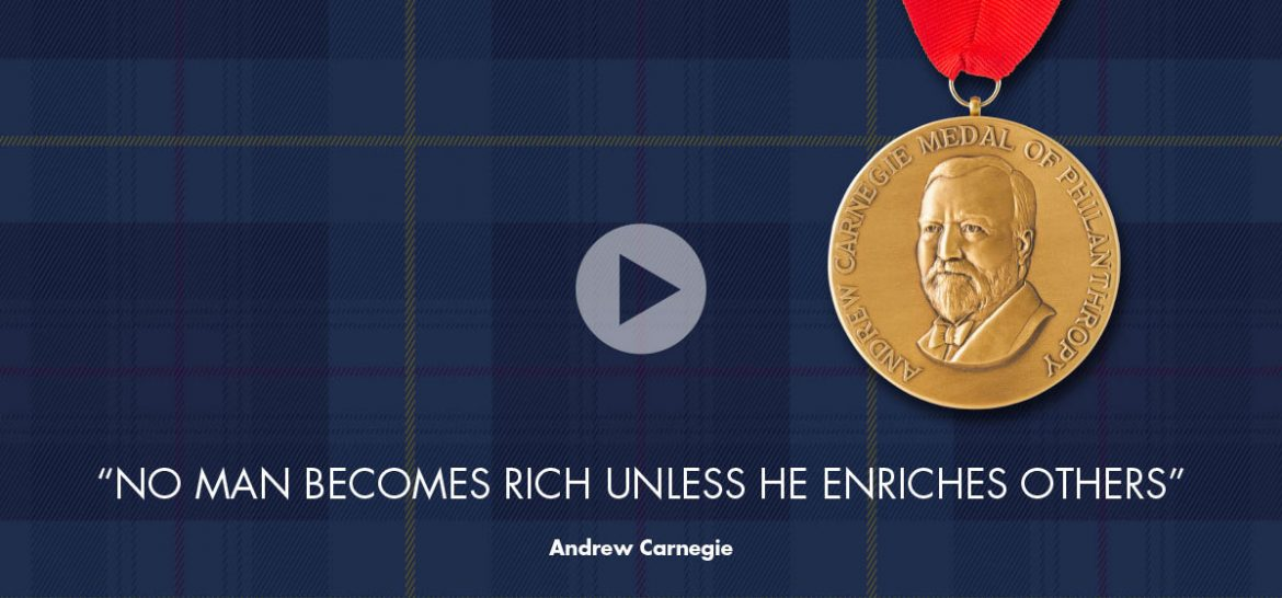 Carnegie Medal of Philanthropy