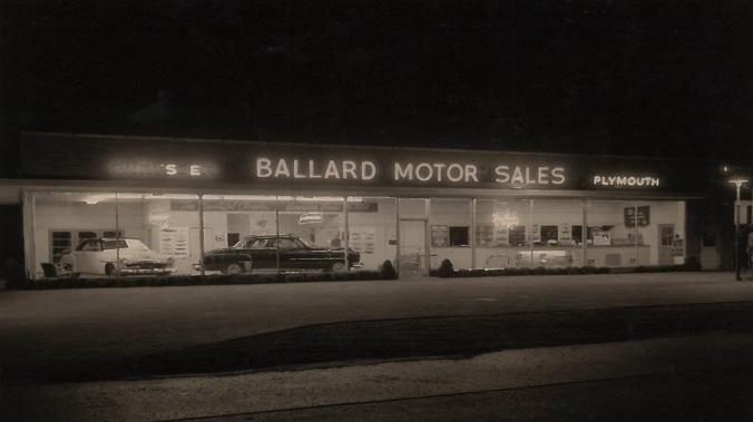 Ballard Trucks