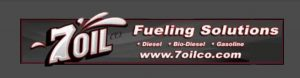 7 Oil logo. Fueling Solutions