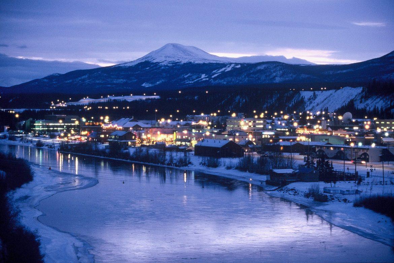 Whitehorse, Yukon Territory