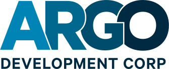 Argo Development Corp logo.
