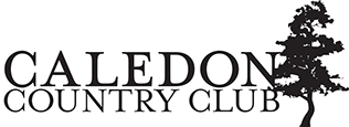 Caledon Country Club logo.