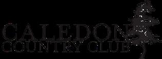 Caledon Country Club logo.