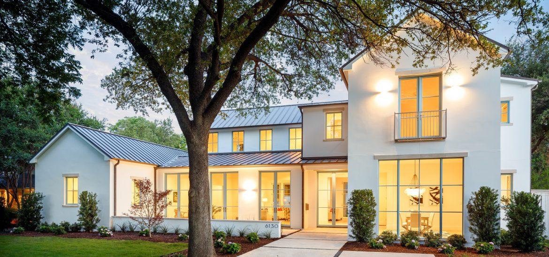 Faulkner perrin custom homes business view magazine for Custom home builder magazine
