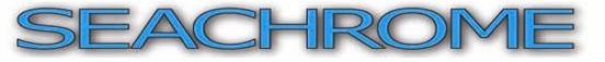 Seachrome logo.