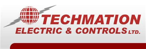 Techmation Electric & Controls Ltd logo