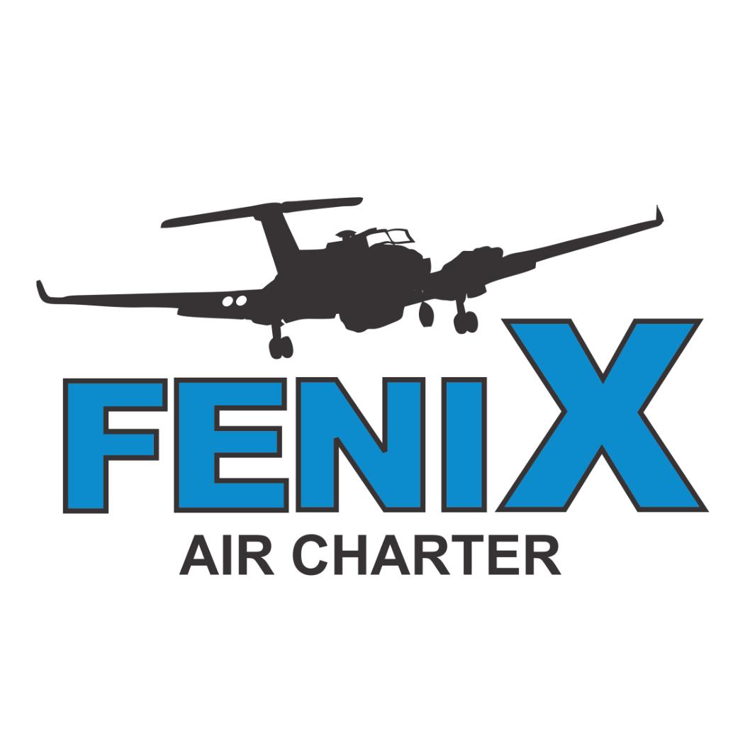 Fenix Air Charter logo