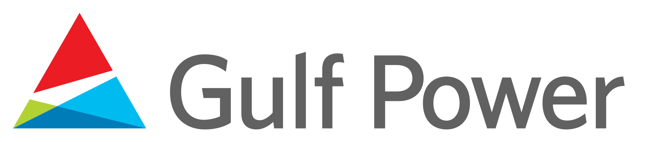 Gulf Power logo.