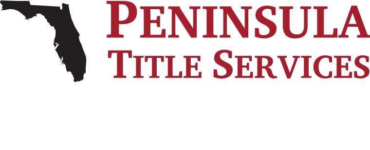 Peninsula Title Services logo