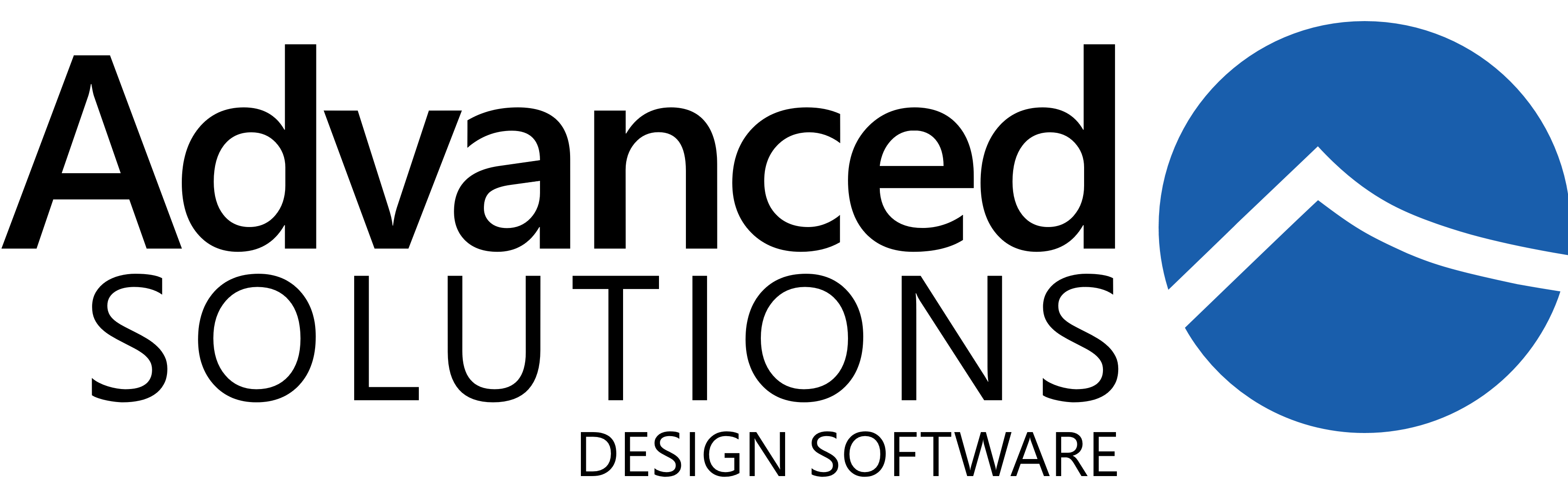 Advanced Solutions Design Software logo.