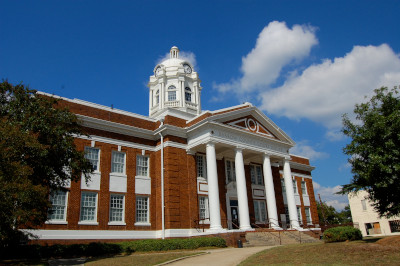 Barrow County Georgia Courthouse.