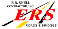 ER Snell LOGO, Roads & Bridges.
