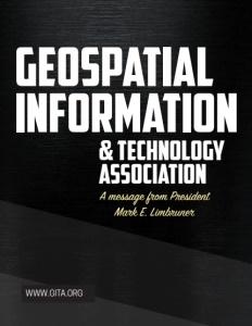 Geospatial Information & Technology Association