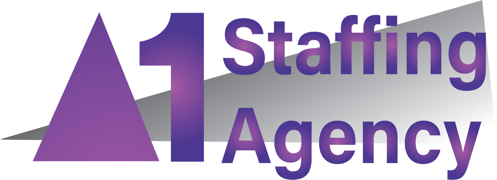 A1 Staffing Agency logo.