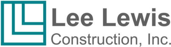 Lee Lewis Construction Inc. logo.