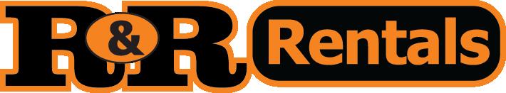 R&R Rentals logo.