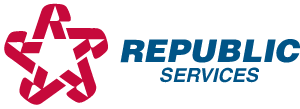 Republic Services logo.