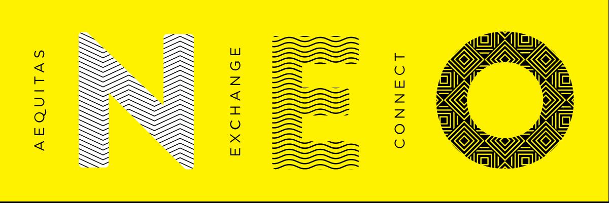 Aequitas NEO Exhcnage Inc. logo.