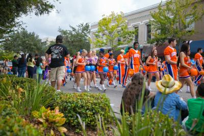 Bartow Florida parade.
