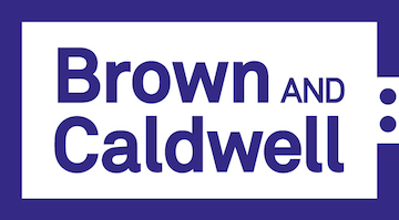 Brown and Caldwell logo.
