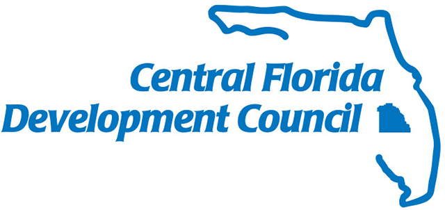 Central Florida Development Council logo.