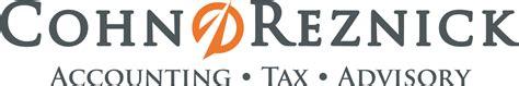 Cohn Reznick logo. Accounting, Tax, Advisory.