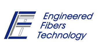 Engineered Fibers Technology logo.