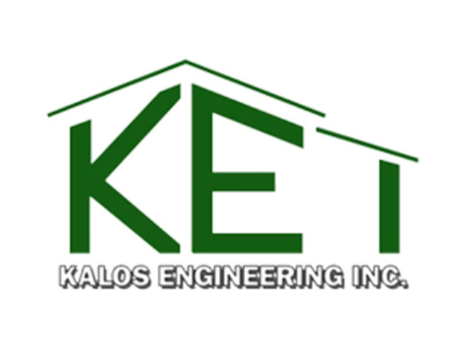Kalos Engineering Inc. logo.