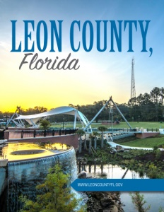 Leon County Florida brochure cover.