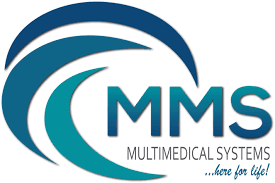 Multimedical Systems logo.