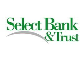 Select Bank & Trust logo.