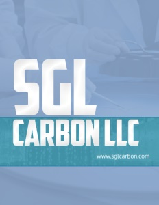 SGL Carbon LLC brochure cover.