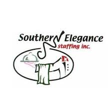 Southern Elegance Staffing Inc. logo.