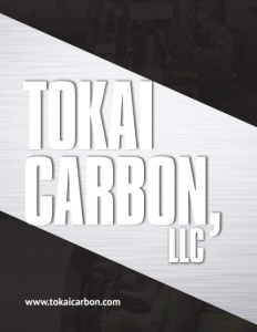 Tokai Carbon, LLC brochure cover.