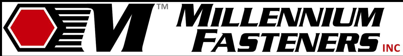 Millennium Fasteners Inc logo.
