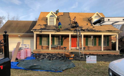 Best Choice Roofing and Home Improvement Inc example of work.